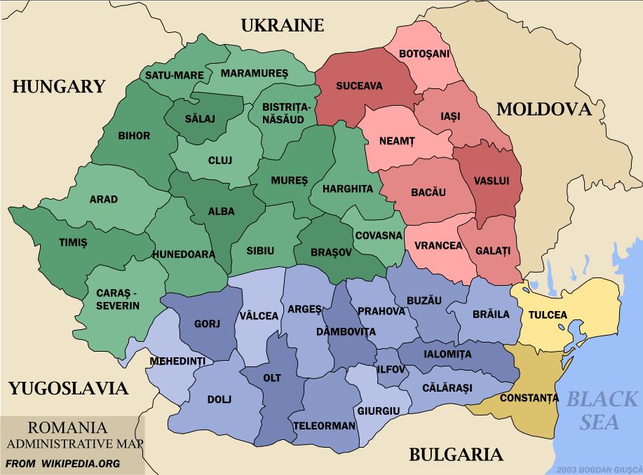 rumänien karte Romania's multilingual culture attracts call center outsourcing  rumänien karte