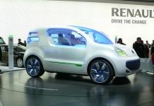 Renault Kangoo ZE Concept 640