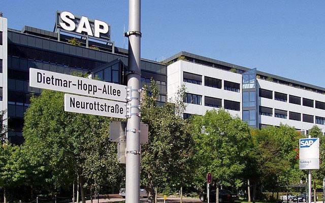 SAP AG Headquarter 640