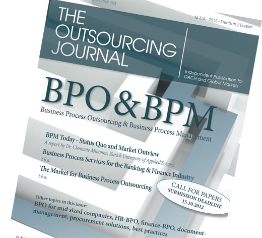BPO CFP Outsourcing Journal 520