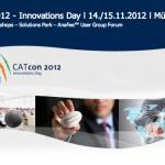 catenic event oct 2012