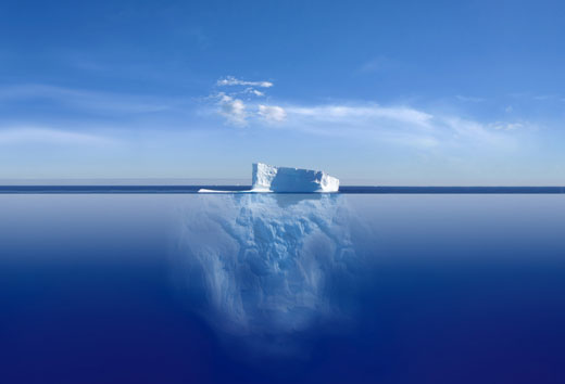 iceberg 520