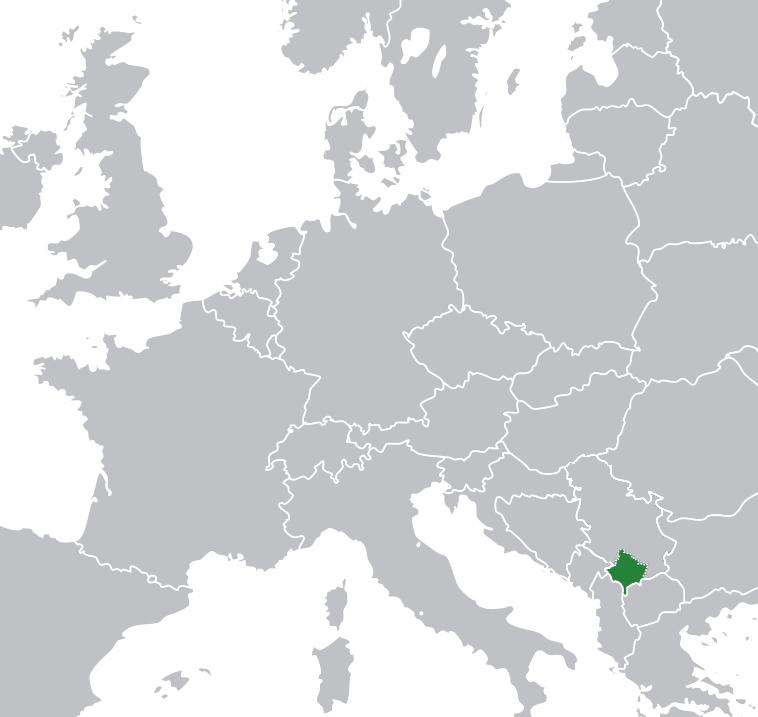 Kosovo Europe USE THIS cut